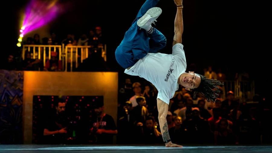 BREAKING B-BOYING OFFICIALLY BECOMES AN OLYMPIC SPORT — HERE ARE 5 CULTURE-DEFINING MOMENTS