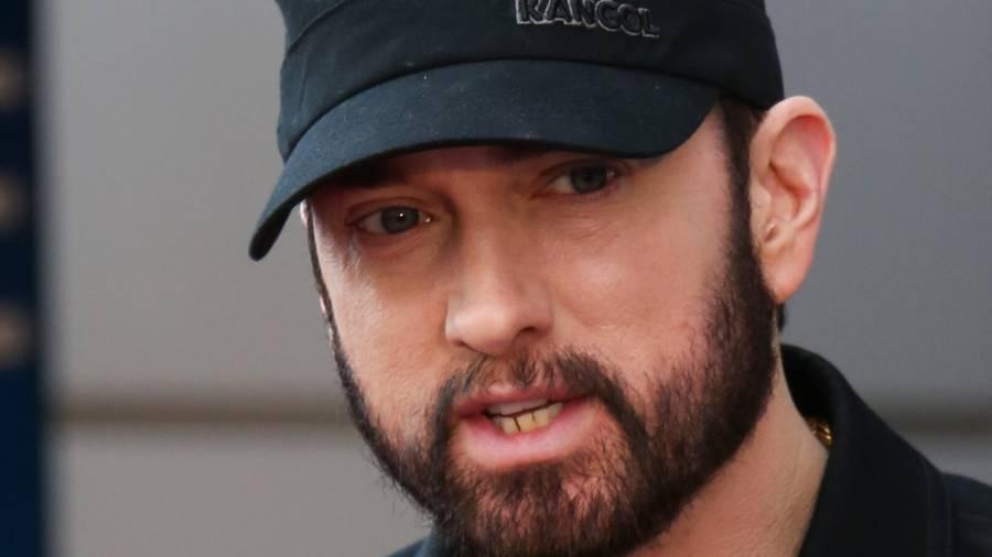 Eminem Cosigns Barack Obama's Dramatic Reading Of His '8-Mile' Smash 'Lose Yourself'