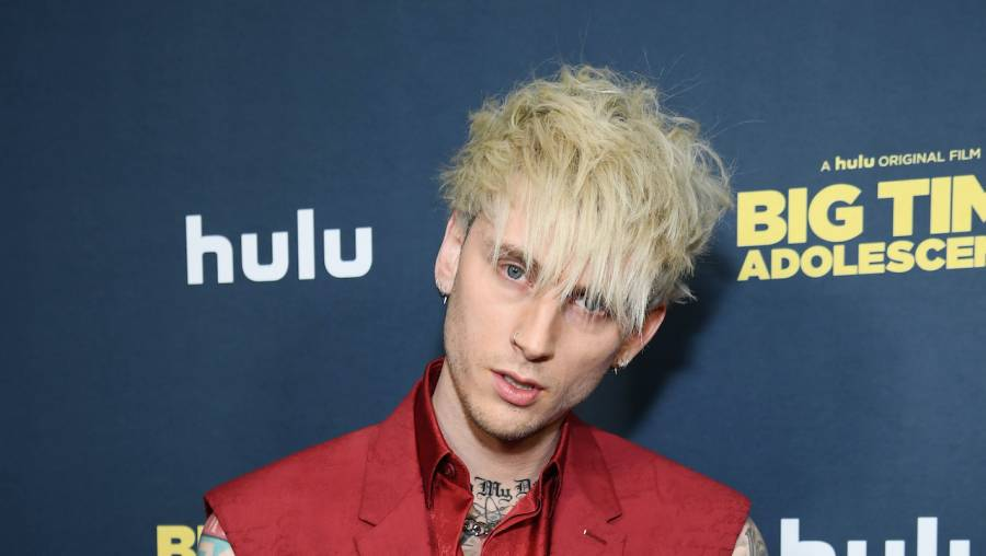 Machine Gun Kelly Laughs Off Eminem's 'Music To Be Murdered By' Subliminals