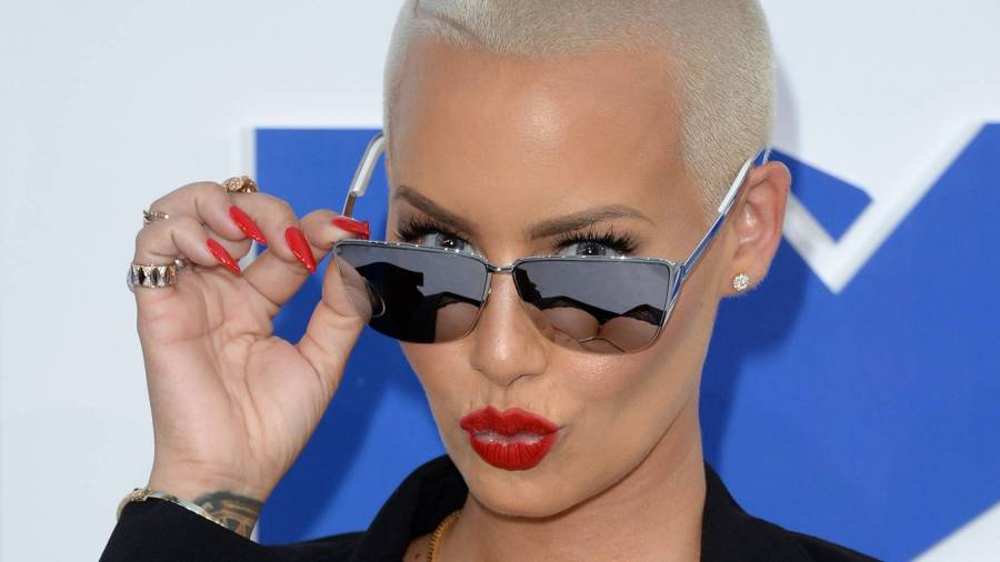 Amber Rose Promotes OnlyFans Account With Nude IG Photo