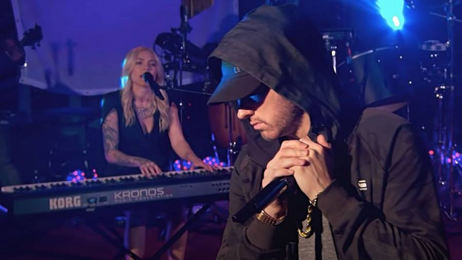 Eminem 'MMLP3' Album Rumors Fueled By Mozzy's Team, Fredwreck & Skylar Grey
