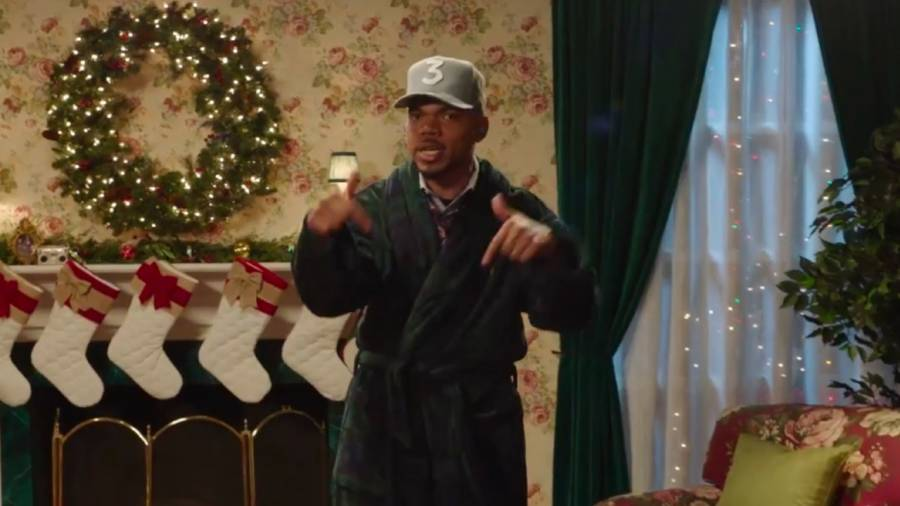 Chance The Rapper Makes Directorial Debut With Holiday Film 'Chi-Town Christmas' Featuring Jeremih