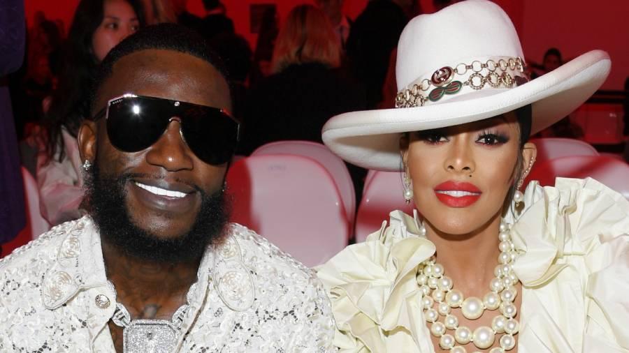 Gucci Mane & Wife Keyshia Ka'Oir Welcome Newborn Son Ice Davis