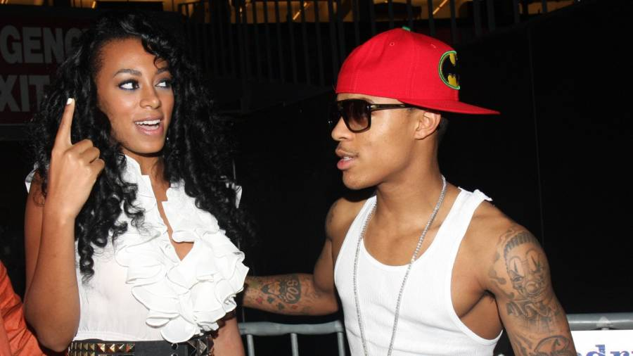 Bow Wow Didn't Realize It Wasn't Public Knowledge That Lil Wayne & Solange Once Dated