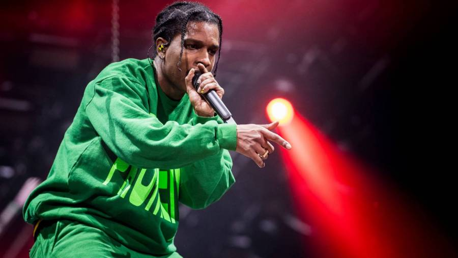 A$AP Rocky Named Guest Artistic Director Of PacSun
