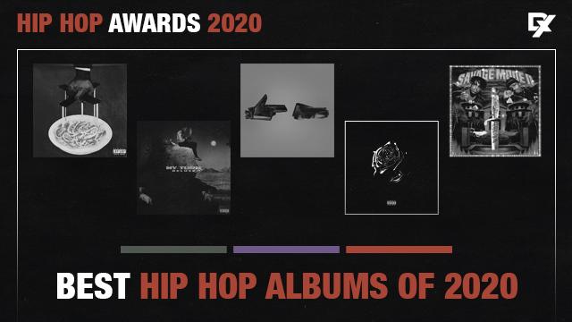Best Hip Hop Albums of 2020