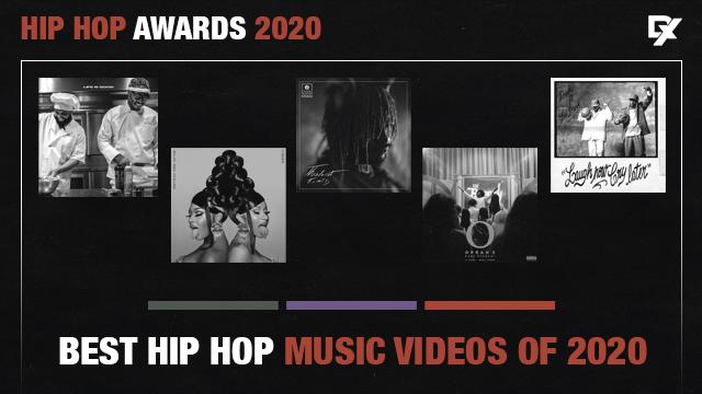 Best Rap & Hip Hop Music Videos of 2020