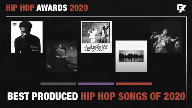 Best Produced Hip Hop Songs of 2020