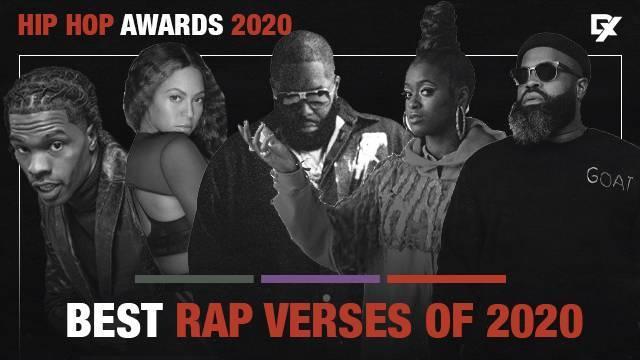 Best Rap Verses of 2020
