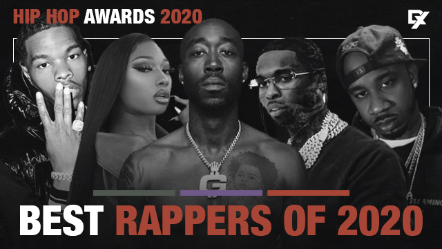 Best Rappers of 2020