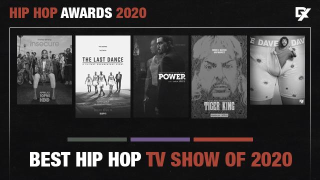 Best Hip Hop TV Shows of 2020