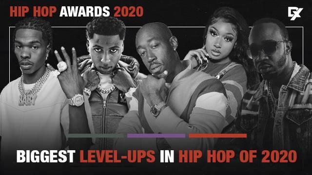 Biggest Level-Ups In Hip Hop 2020