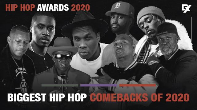 Biggest Hip Hop Comebacks of 2020