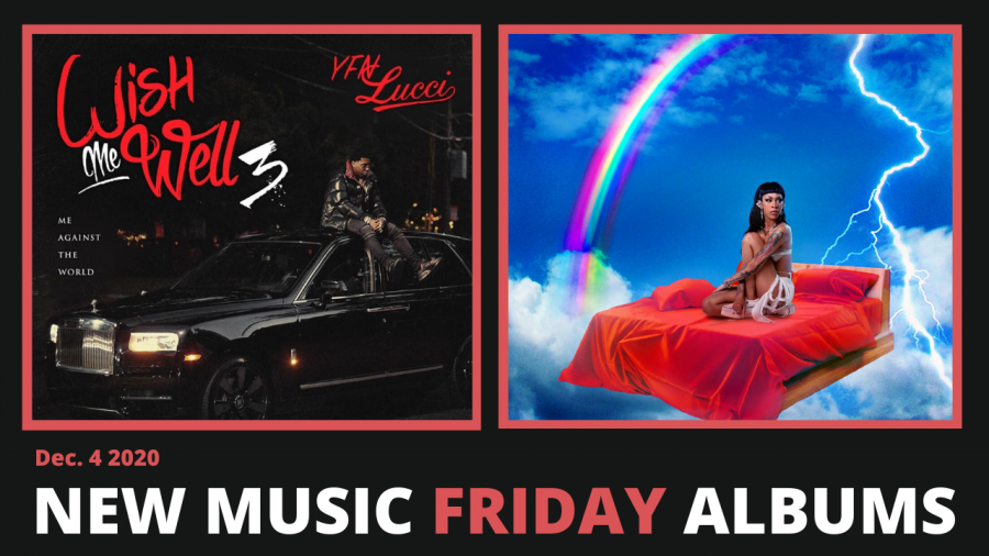 New Music Friday — New Albums From YFN Lucci, Aminé, Rico Nasty, Yung Baby Tate, DJ Scheme & More