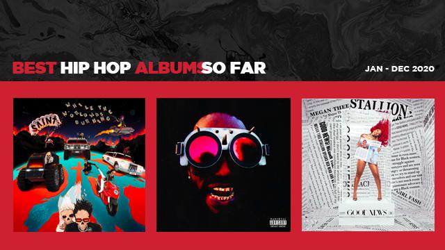 The Best Hip Hop Albums Of 2020 ...so far