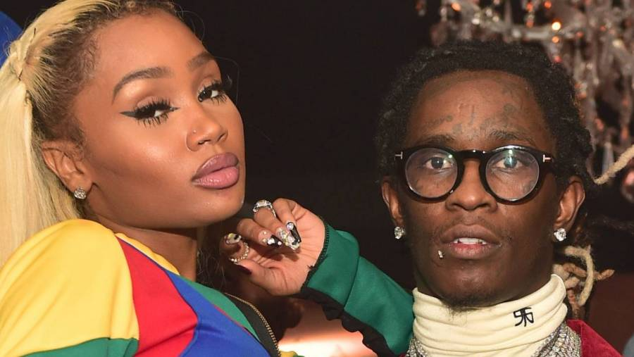 Young Thug's Longtime Girlfriend Jerrika Karlae Calls Him Out For 'Misuse & Abuse'