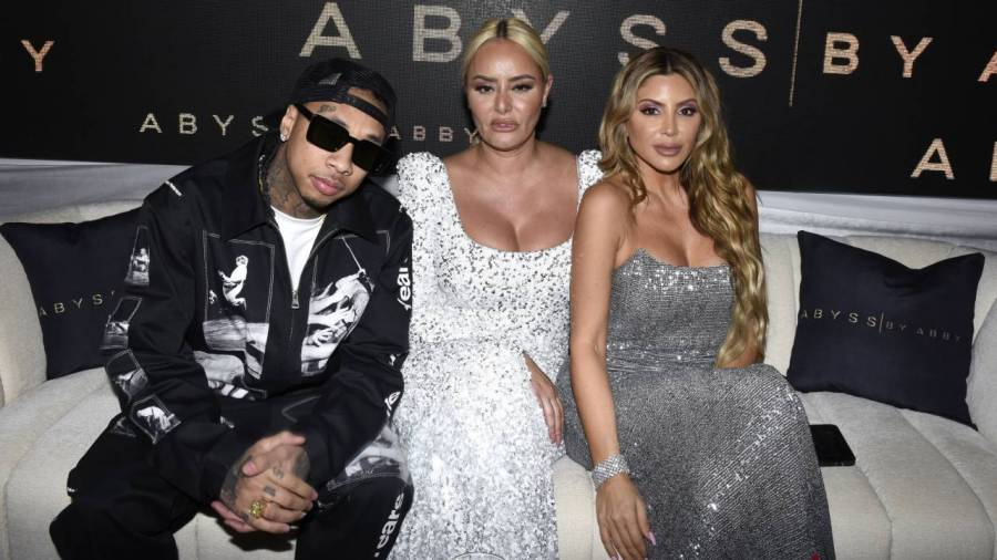 Tyga Starts OnlyFans Model Management Company & He's Looking For Clients