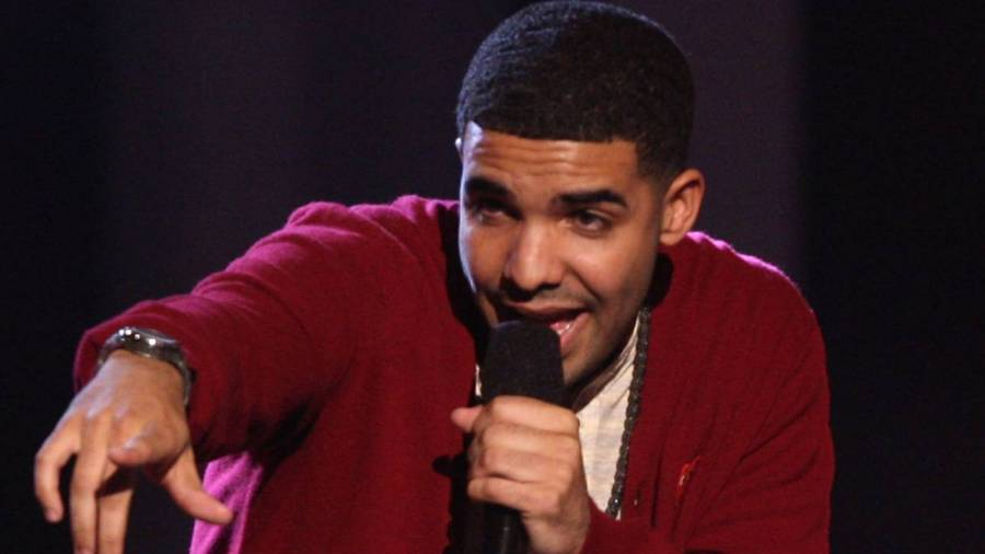 Drake's Uncle Has His 1st Royalty Check Framed — Dated 2007