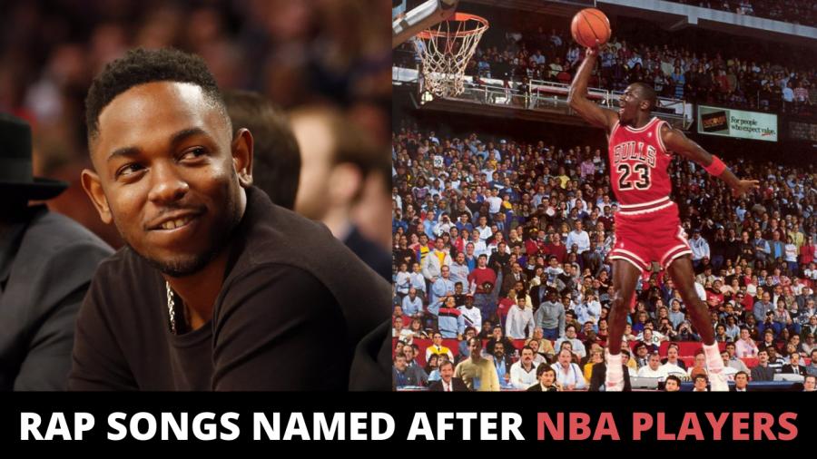 Kendrick Lamar's 'Michael Jordan' & Other Rap Songs Named After NBA Players