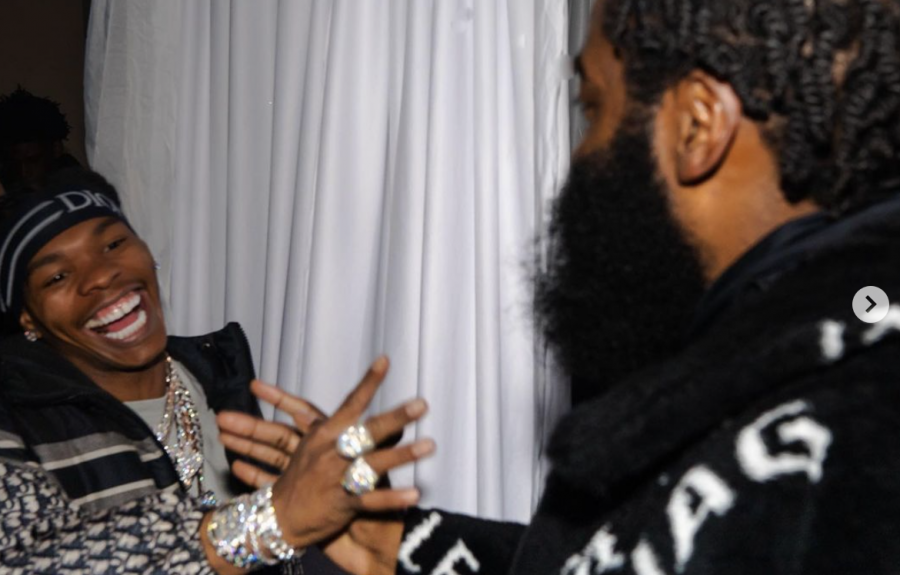Lil Baby's Birthday Blowout Has 'All The Smoke's' Stephen Jackson Calling James Harden A Rapper Chaser
