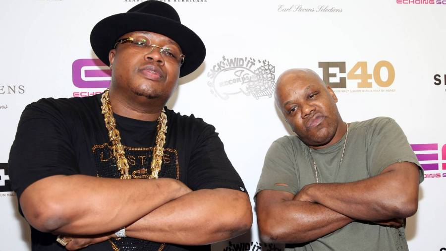 E-40 & Too $hort Bring Out Mistah F.A.B. During Epic Bay Area Verzuz Battle