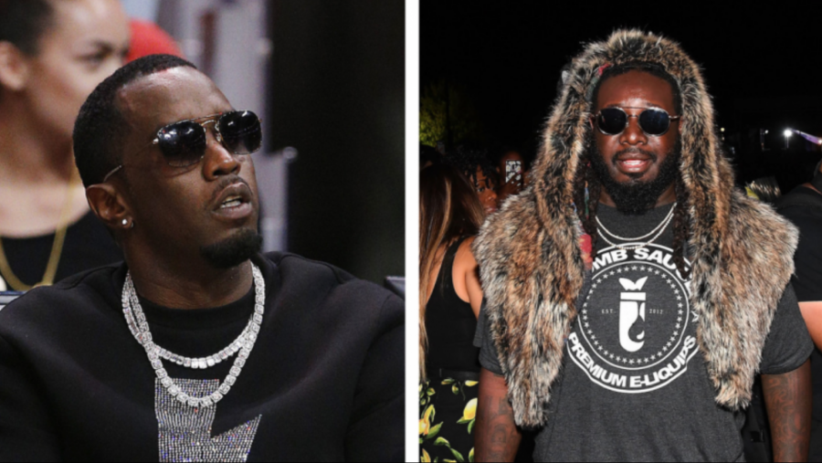 Diddy Respected T-Pain So Much He Asked For Permission To Use Auto-Tune — & Then Paid Him For It