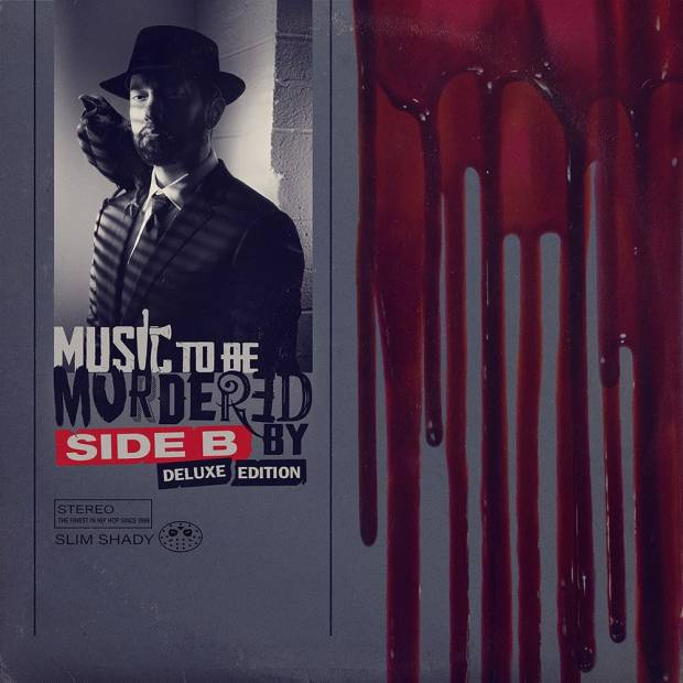 Review: Eminem's 'Music to Be Murdered By: Side B' Lyrics Coast Through Remarkably Familiar Territory