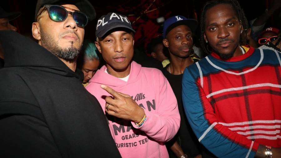 Pusha T's Next Album To Feature Kanye West & The Neptunes Beats