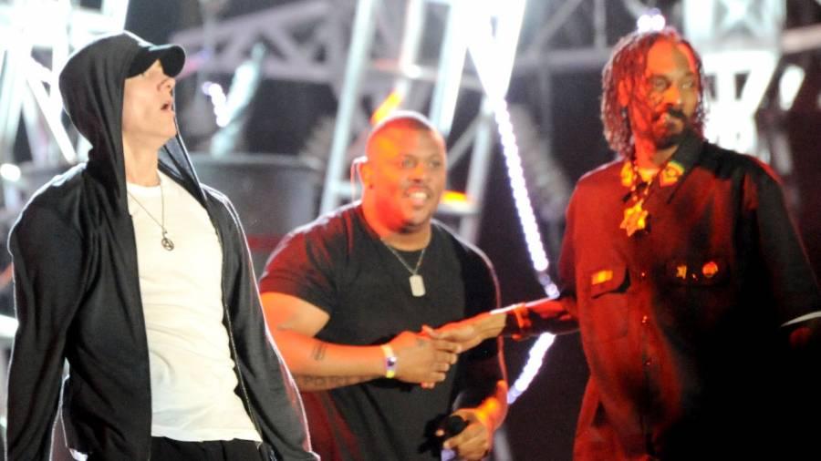 Snoop Dogg On So-Called Eminem 'Beef': 'We Good!'