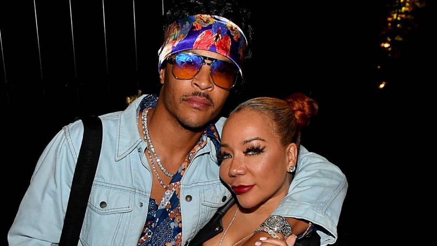 T.I. & Tiny Looking To Increase Household Even With Newborn Granddaughter