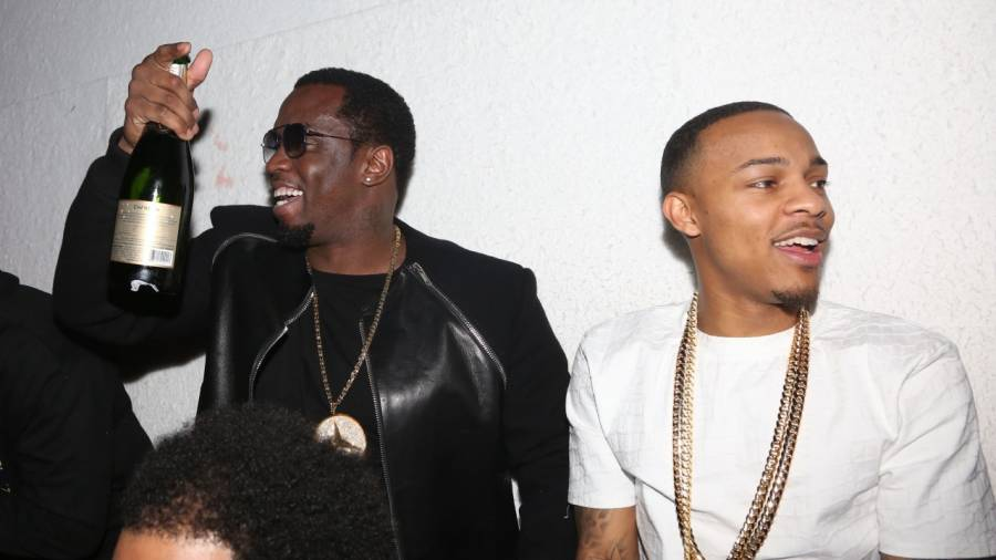 Bow Wow Credits Diddy For Learning How To Become A Family With His Kids' Mothers