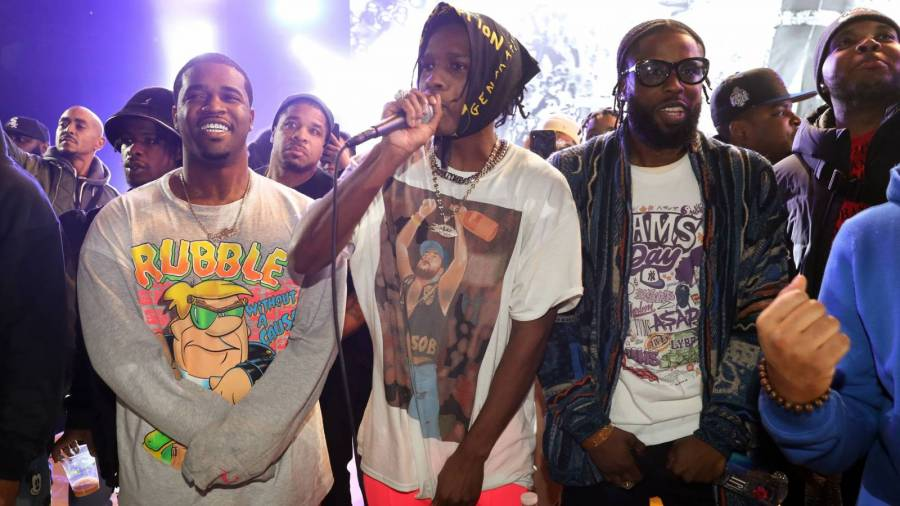 A$AP Mob Freestyle Has Fans Thinking 'Cozy Tapes Vol. 3' Is On The Way