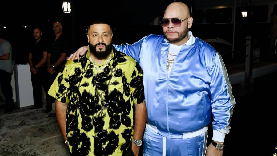 DJ Khaled & Fat Joe Are Making a Joint OnlyFans Account