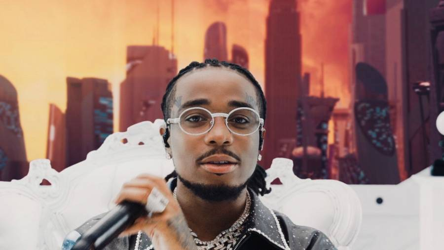 Quavo Declines All Future Invites To Popular Clubhouse App