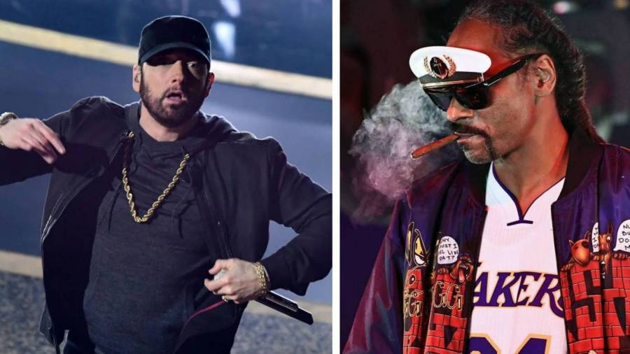 KXNG Crooked Fears Snoop Dogg Vs. Eminem Could Become Most 'Polarizing Beef Ever In Hip Hop'
