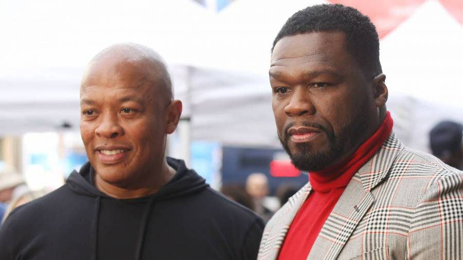 50 Cent Says 'Everybody's' Trying To Rob Dr. Dre Following Attempted Burglary