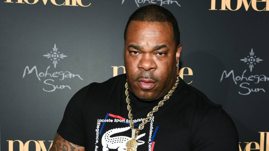 Busta Rhymes Admits He Had To Duct Tape His Stomach Shooting 'E.L.E. 2's' 'Czar' Video