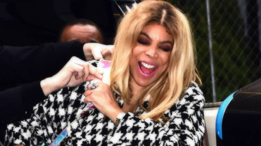 Wendy Williams Vividly Details Alleged Sexual Encounter With Method Man