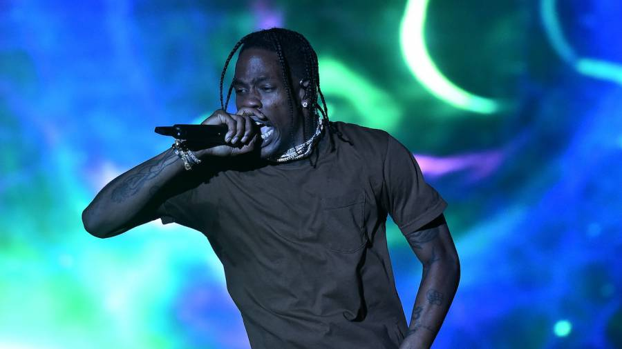 Travis Scott Brings In 29th Birthday With Bahamas Yacht Party