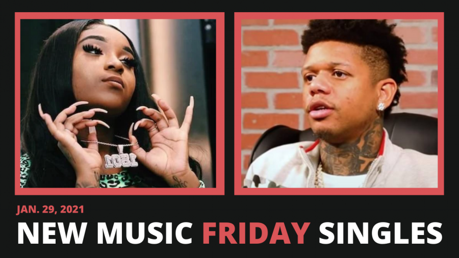New Music Friday - New Singles From Yella Beezy & Erica Banks, Young Thug's YSL, Sheck Wes, 2KBABY & More