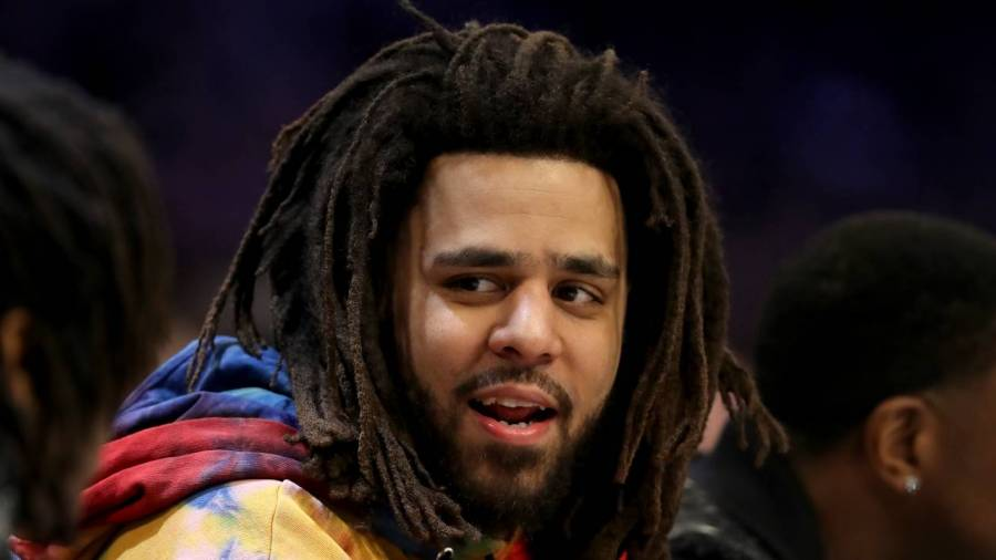 J. Cole Revisits Forest Hills Drive Roof To Hype Puma 'DREAMER 2' Sneakers
