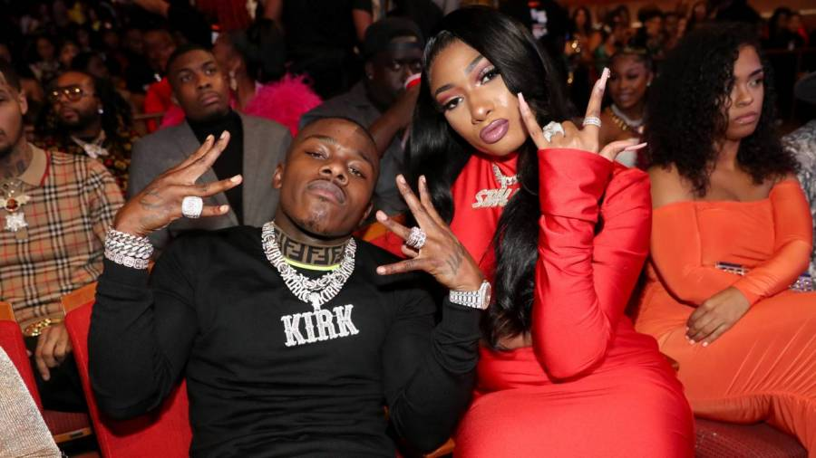 Megan Thee Stallion Puts Tory Lanez On Blast For Trying To Release 'Old & Not Cleared' DaBaby Collaboration
