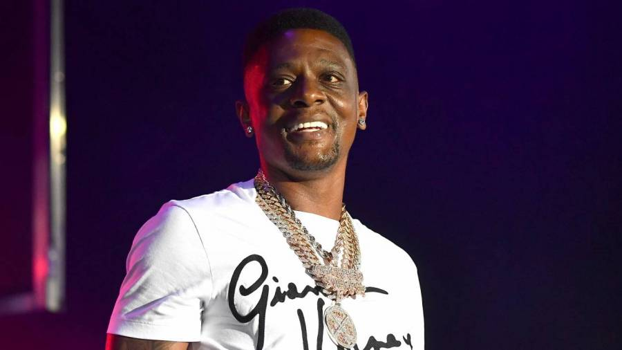 Boosie Badazz Is Amazed A Dolphin Saved His Life In The Bahamas