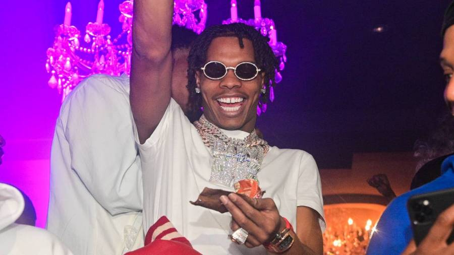 Lil Baby, Gucci Mane, 24kGoldn & More Rap Stars Spotted At Maskless 150-Person Miami Bash