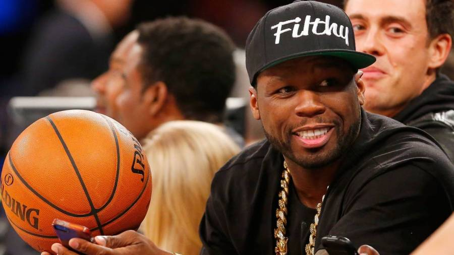 50 Cent Says 'New York Is Lit Again' After Blockbuster Trade Ships James Harden To Brooklyn Nets