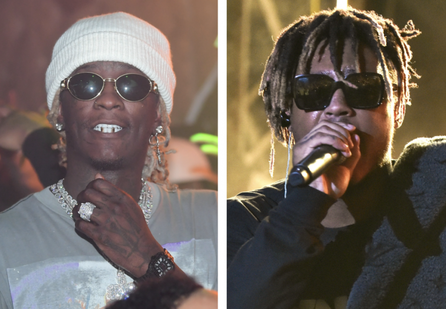 Young Thug & Juice WRLD Channel Classic Will Smith & Martin Lawrence With Upcoming 'Bad Boy' Collaboration
