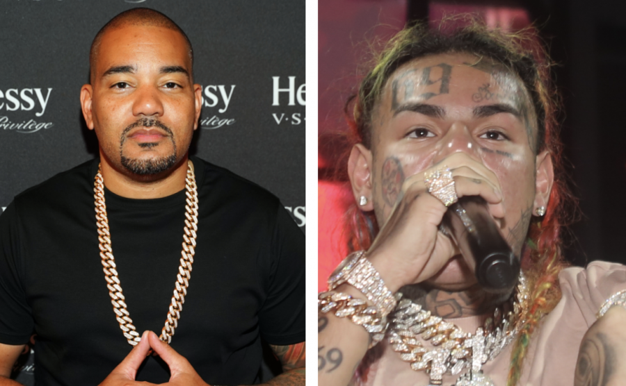 The Breakfast Club's DJ Envy Claims A 'Tekashi 6ix9ine Manager' Called Him @ 4 A.M. Asking For An Interview