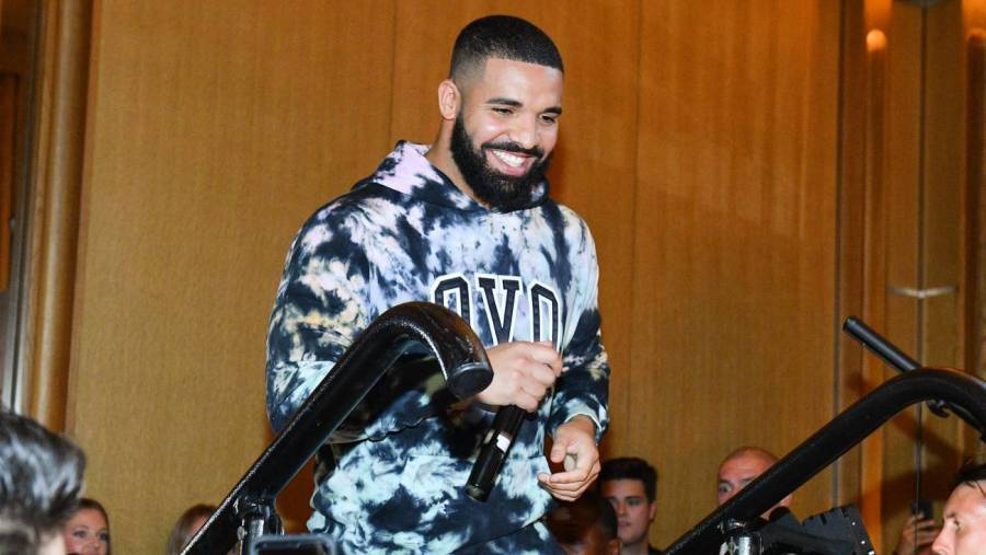 Drake Models In The Studio For Fashion Show With 'Certified Lover Boy' Promised For January
