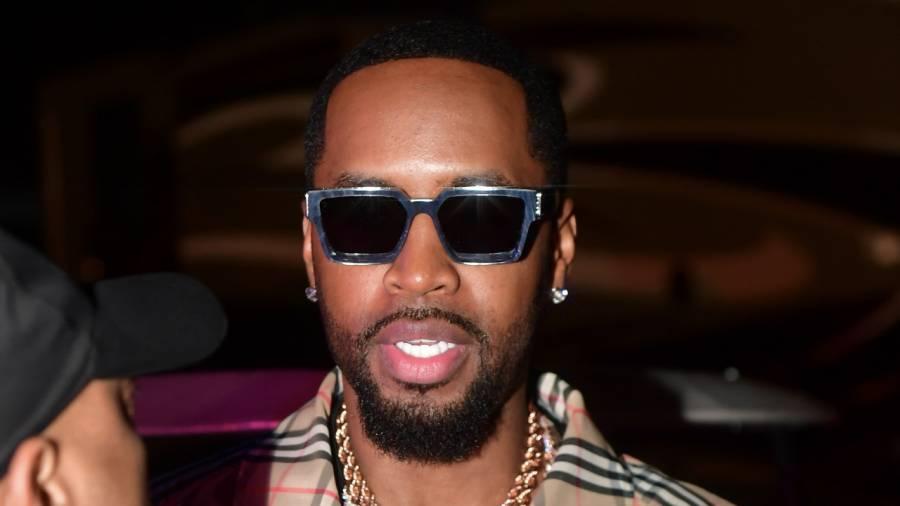 Rapper Tells The Breakfast Club Safaree Mixtape Scammed Him, DJ Envy Explains What Happened