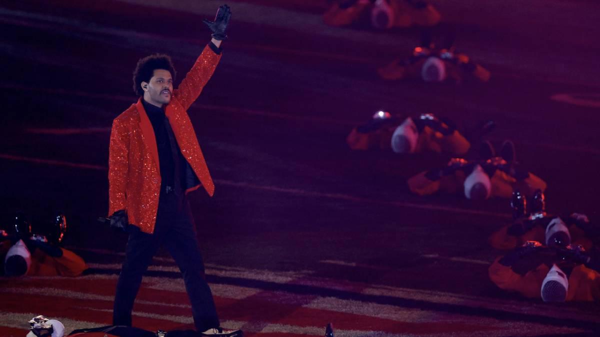 The Weeknd Flaunts Insane Pepsi Super Bowl Ring